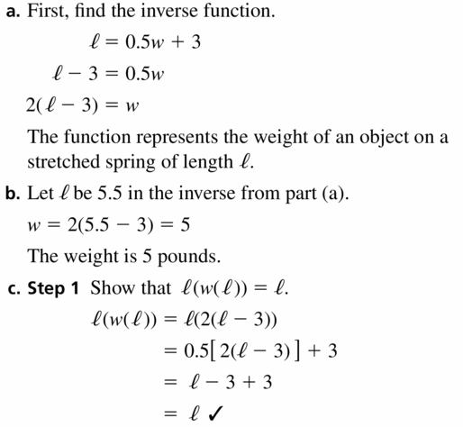 Big Ideas Math Algebra 2 Answers Chapter 5 Rational Exponents and Radical Functions 5.6 Question 61.1