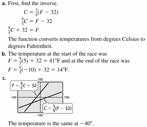 Big Ideas Math Algebra 2 Answers Chapter 5 Rational Exponents and Radical Functions 5.6 Question 63.1