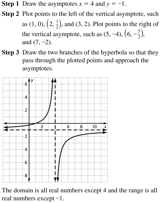 Big Ideas Math Algebra 2 Answers Chapter 7 Rational Functions 7.2 a 17
