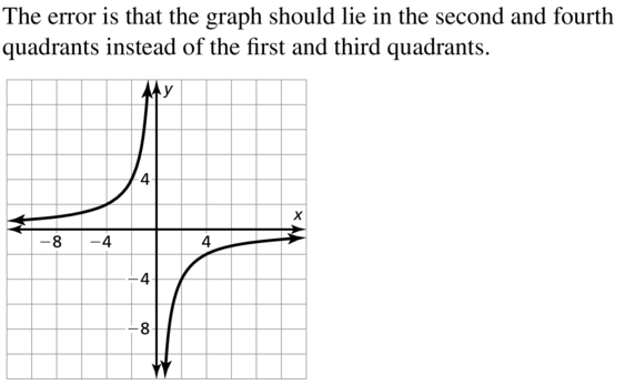 Big Ideas Math Algebra 2 Answers Chapter 7 Rational Functions 7.2 a 19