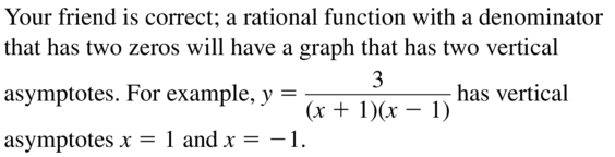 Big Ideas Math Algebra 2 Answers Chapter 7 Rational Functions 7.2 a 51