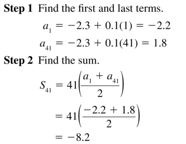 Big Ideas Math Algebra 2 Answers Chapter 8 Sequences and Series 8.2 a 51