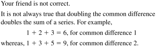 Big Ideas Math Algebra 2 Answers Chapter 8 Sequences and Series 8.2 a 59