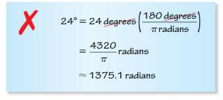 Big Ideas Math Algebra 2 Answers Chapter 9 Trigonometric Ratios and Functions 9.2 9