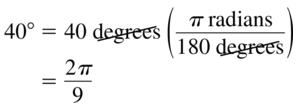 Big Ideas Math Algebra 2 Answers Chapter 9 Trigonometric Ratios and Functions 9.2 a 13