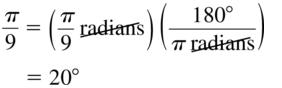 Big Ideas Math Algebra 2 Answers Chapter 9 Trigonometric Ratios and Functions 9.2 a 17