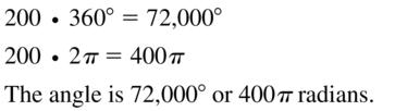 Big Ideas Math Algebra 2 Answers Chapter 9 Trigonometric Ratios and Functions 9.2 a 31