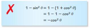 Big Ideas Math Algebra 2 Answers Chapter 9 Trigonometric Ratios and Functions 9.7 4