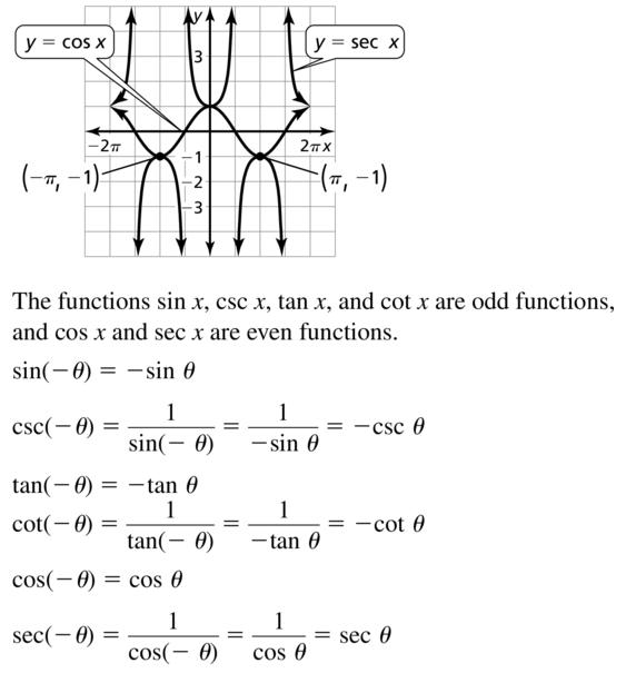 Big Ideas Math Algebra 2 Answers Chapter 9 Trigonometric Ratios and Functions 9.7 a 31.2