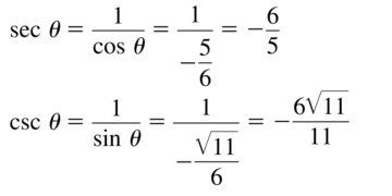 Big Ideas Math Algebra 2 Answers Chapter 9 Trigonometric Ratios and Functions 9.7 a 7.2