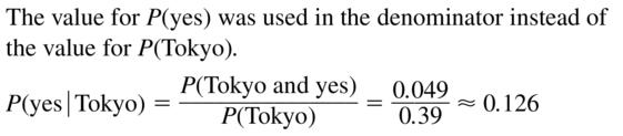 Big Ideas Math Algebra 2 Solutions Chapter 10 Probability 10.3 a 15