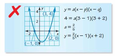 Big Ideas Math Algebra 2 Solutions Chapter 2 Quadratic Functions 89