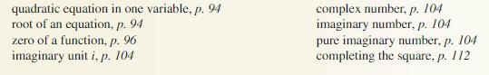 Big Ideas Math Algebra 2 Solutions Chapter 3 Quadratic Equations and Complex Numbers 3.3 18