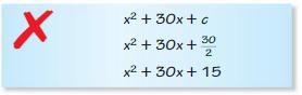 Big Ideas Math Algebra 2 Solutions Chapter 3 Quadratic Equations and Complex Numbers 3.3 8