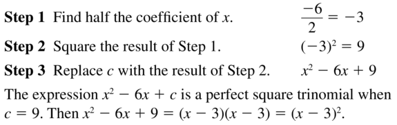 Big Ideas Math Algebra 2 Solutions Chapter 3 Quadratic Equations and Complex Numbers 3.3 a 15