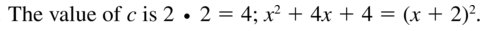 Big Ideas Math Algebra 2 Solutions Chapter 3 Quadratic Equations and Complex Numbers 3.3 a 21