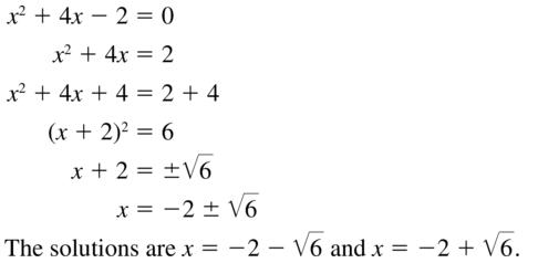 Big Ideas Math Algebra 2 Solutions Chapter 3 Quadratic Equations and Complex Numbers 3.3 a 27