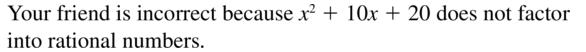Big Ideas Math Algebra 2 Solutions Chapter 3 Quadratic Equations and Complex Numbers 3.3 a 69