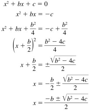 Big Ideas Math Algebra 2 Solutions Chapter 3 Quadratic Equations and Complex Numbers 3.3 a 71