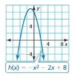 Big Ideas Math Algebra 2 Solutions Chapter 3 Quadratic Equations and Complex Numbers q 3