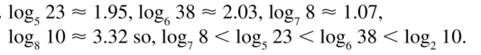 Big Ideas Math Algebra 2 Solutions Chapter 6 Exponential and Logarithmic Functions 6.3 a 25
