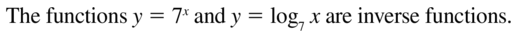 Big Ideas Math Algebra 2 Solutions Chapter 6 Exponential and Logarithmic Functions 6.3 a 3