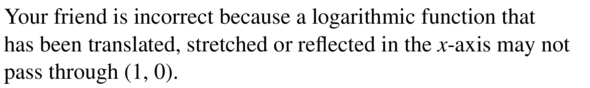 Big Ideas Math Algebra 2 Solutions Chapter 6 Exponential and Logarithmic Functions 6.3 a 65