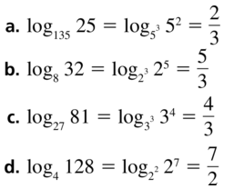 Big Ideas Math Algebra 2 Solutions Chapter 6 Exponential and Logarithmic Functions 6.3 a 71
