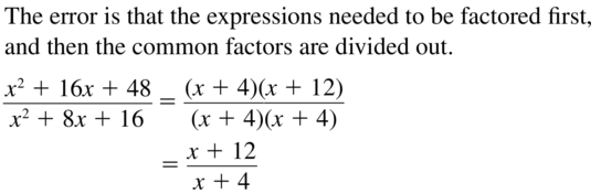 Big Ideas Math Algebra 2 Solutions Chapter 7 Rational Functions 7.3 a 21