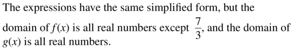 Big Ideas Math Algebra 2 Solutions Chapter 7 Rational Functions 7.3 a 25