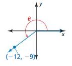 Big Ideas Math Algebra 2 Solutions Chapter 9 Trigonometric Ratios and Functions 9.3 10