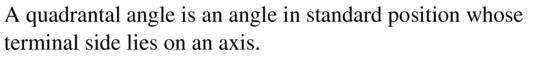 Big Ideas Math Algebra 2 Solutions Chapter 9 Trigonometric Ratios and Functions 9.3 a 1