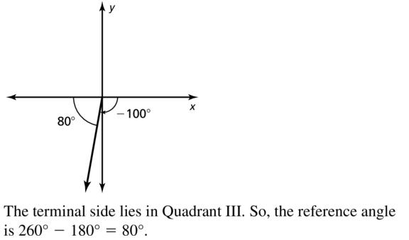 Big Ideas Math Algebra 2 Solutions Chapter 9 Trigonometric Ratios and Functions 9.3 a 15
