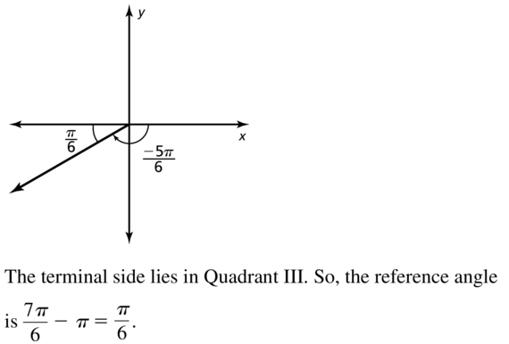Big Ideas Math Algebra 2 Solutions Chapter 9 Trigonometric Ratios and Functions 9.3 a 21