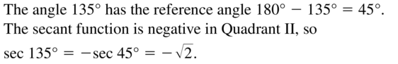 Big Ideas Math Algebra 2 Solutions Chapter 9 Trigonometric Ratios and Functions 9.3 a 25