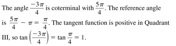 Big Ideas Math Algebra 2 Solutions Chapter 9 Trigonometric Ratios and Functions 9.3 a 29