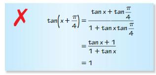 Big Ideas Math Algebra 2 Solutions Chapter 9 Trigonometric Ratios and Functions 9.8 3