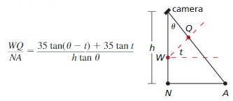 Big Ideas Math Algebra 2 Solutions Chapter 9 Trigonometric Ratios and Functions 9.8 5