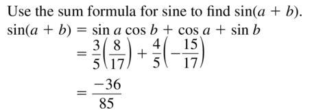 Big Ideas Math Algebra 2 Solutions Chapter 9 Trigonometric Ratios and Functions 9.8 a 11.2