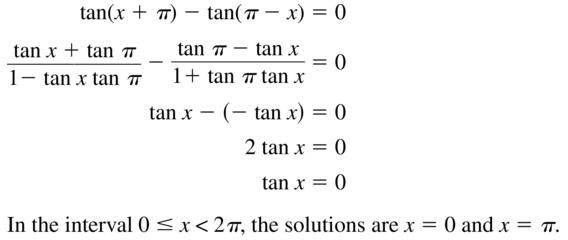 Big Ideas Math Algebra 2 Solutions Chapter 9 Trigonometric Ratios and Functions 9.8 a 31