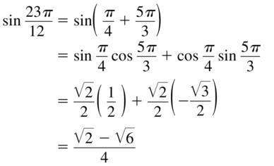 Big Ideas Math Algebra 2 Solutions Chapter 9 Trigonometric Ratios and Functions 9.8 a 5