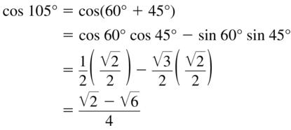 Big Ideas Math Algebra 2 Solutions Chapter 9 Trigonometric Ratios and Functions 9.8 a 7
