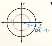 Big Ideas Math Algebra 2 Solutions Chapter 9 Trigonometric Ratios and Functions cr 10