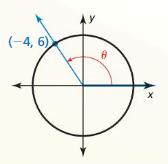Big Ideas Math Algebra 2 Solutions Chapter 9 Trigonometric Ratios and Functions cr 11