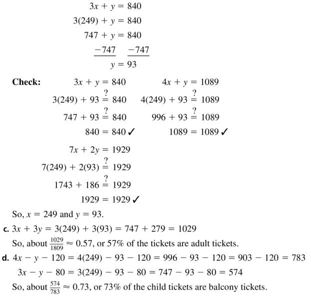Big Ideas Math Answer Key Algebra 1 Chapter 11 Data Analysis and Displays 11.4 a 31.2