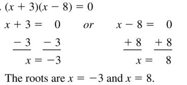 Big Ideas Math Answer Key Algebra 1 Chapter 8 Graphing Quadratic Functions 8.4 a 81