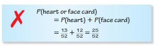 Big Ideas Math Answer Key Algebra 2 Chapter 10 Probability 10.4 6
