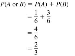 Big Ideas Math Answer Key Algebra 2 Chapter 10 Probability 10.4 a 13