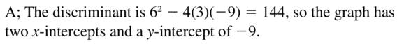 Big Ideas Math Answer Key Algebra 2 Chapter 3 Quadratic Equations and Complex Numbers 3.4 a 31