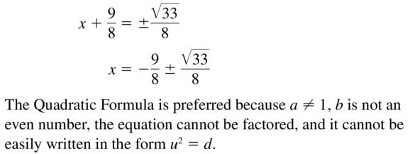 Big Ideas Math Answer Key Algebra 2 Chapter 3 Quadratic Equations and Complex Numbers 3.4 a 55.2